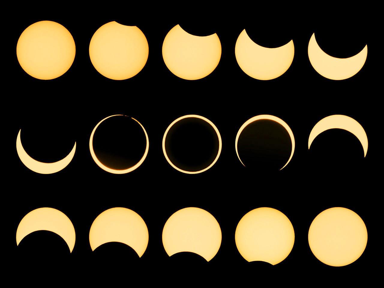 Eclipse Solar: ¿Cómo mirarlo de forma segura?
