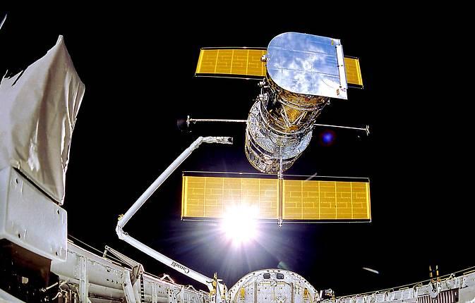 25 años del Hubble, nuestro ojo al espacio exterior