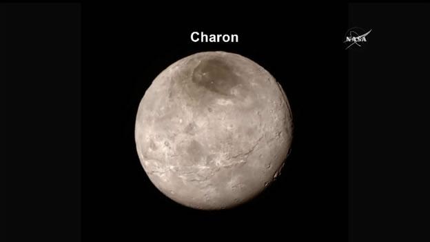 Lo que no sabías sobre Plutón: 5 – Sus 5 lunas