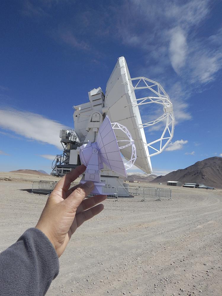 (Español) AstroPatiperros 1: #AstroUDP y ALMA se encuentran