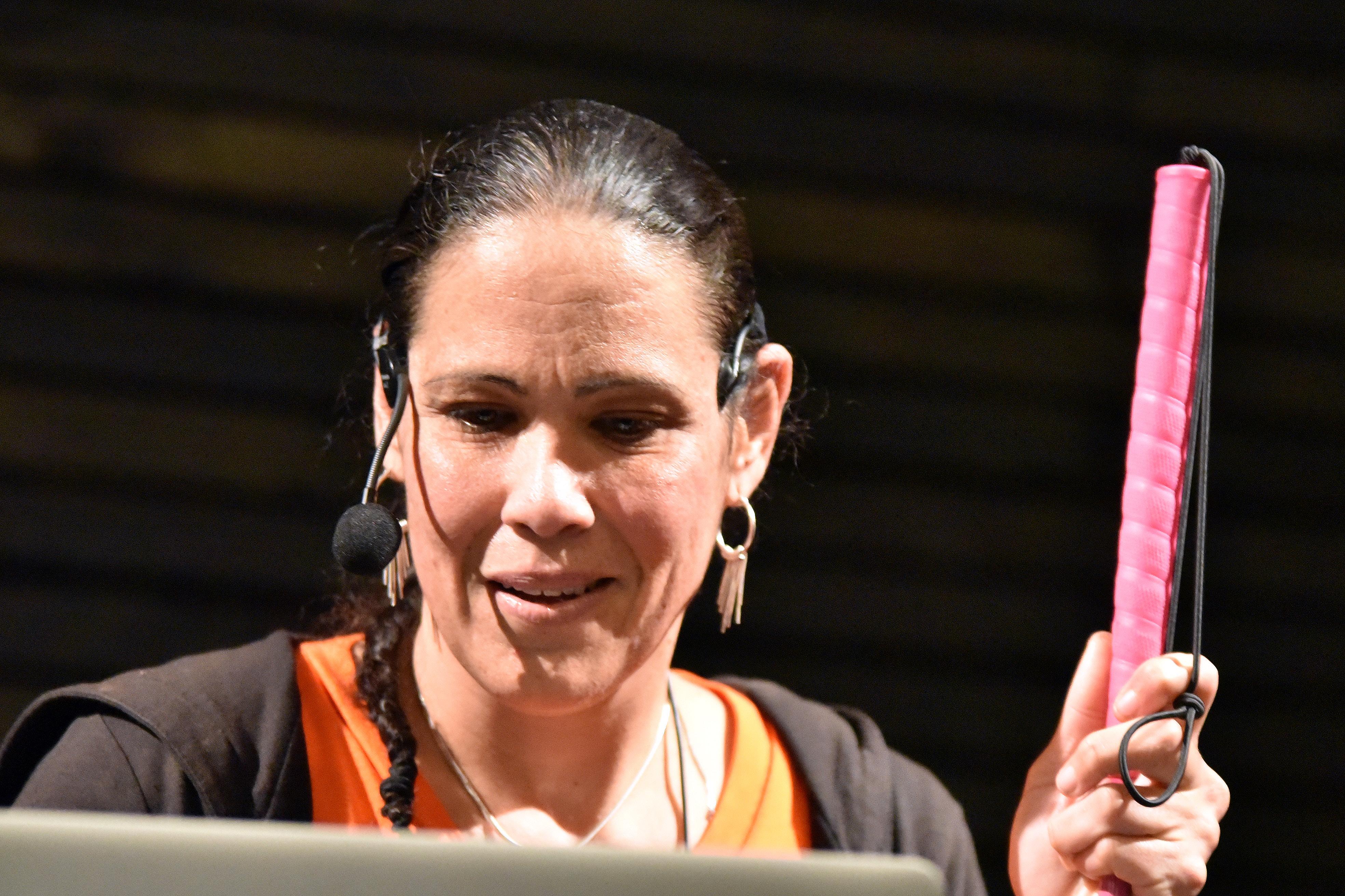 """Wanda Díaz, astrofísica:  """"La ciencia está recomenzando, hoy el sonido es clave para analizar y explorar los datos del medio interestelar"""""""