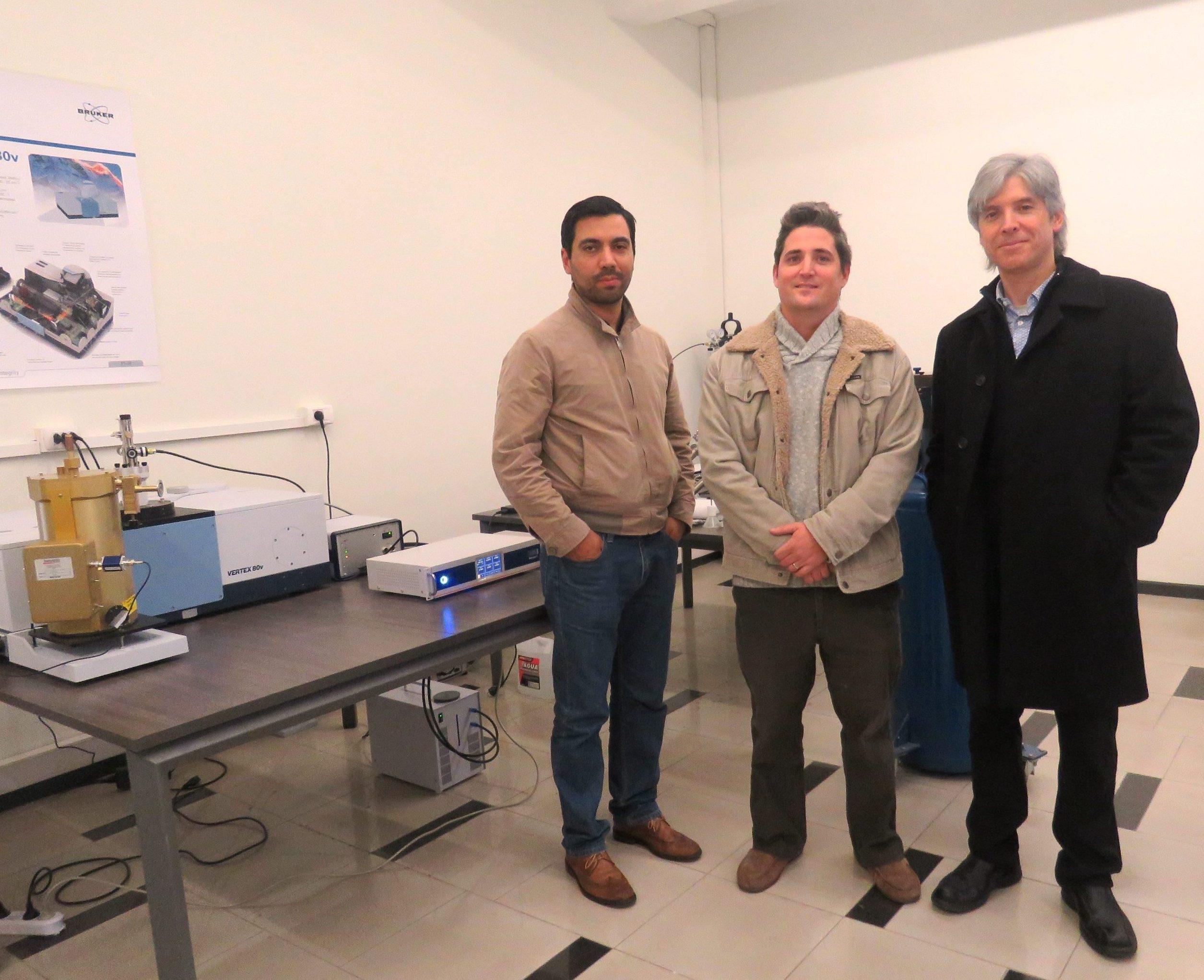 Facultad de Ingeniería inaugura Laboratorio de Polvo Cósmico