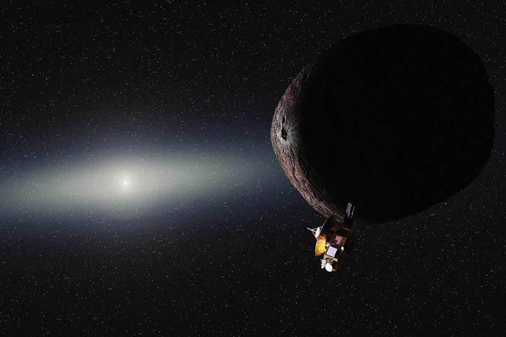 Lo que no sabías sobre Plutón: 6 – El cinturón de Kuiper