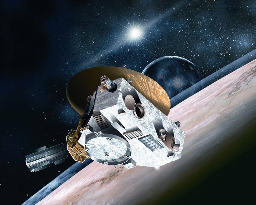Lo que no sabías sobre Plutón: 1- El viaje de New Horizons
