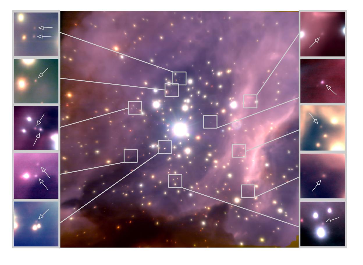 Ex-investigadora AstroUDP descubre las enanas marrones más distantes que se han observado hasta ahora