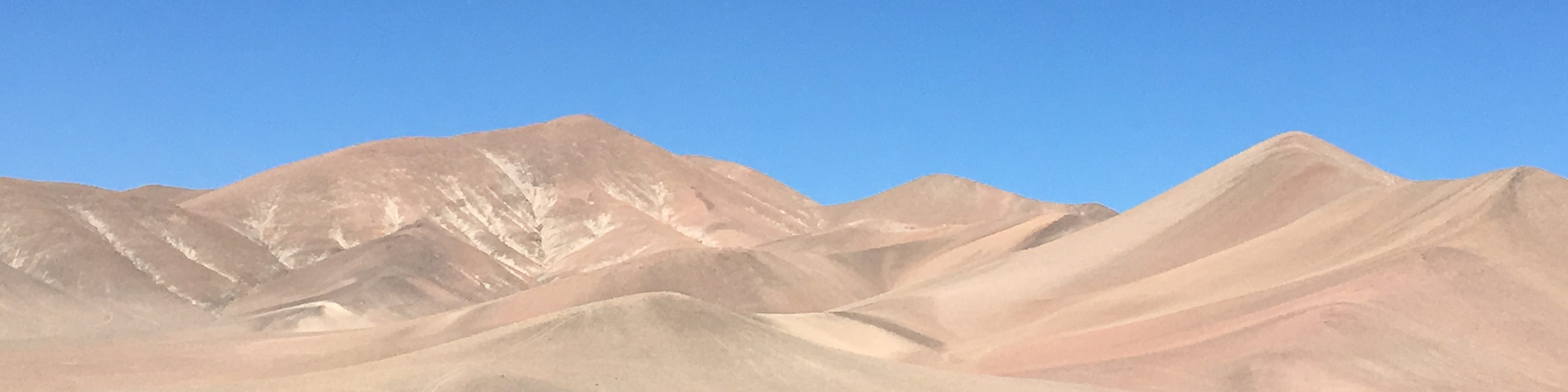 Atacama Dessert, a unique place for Astronomy but also for Mining