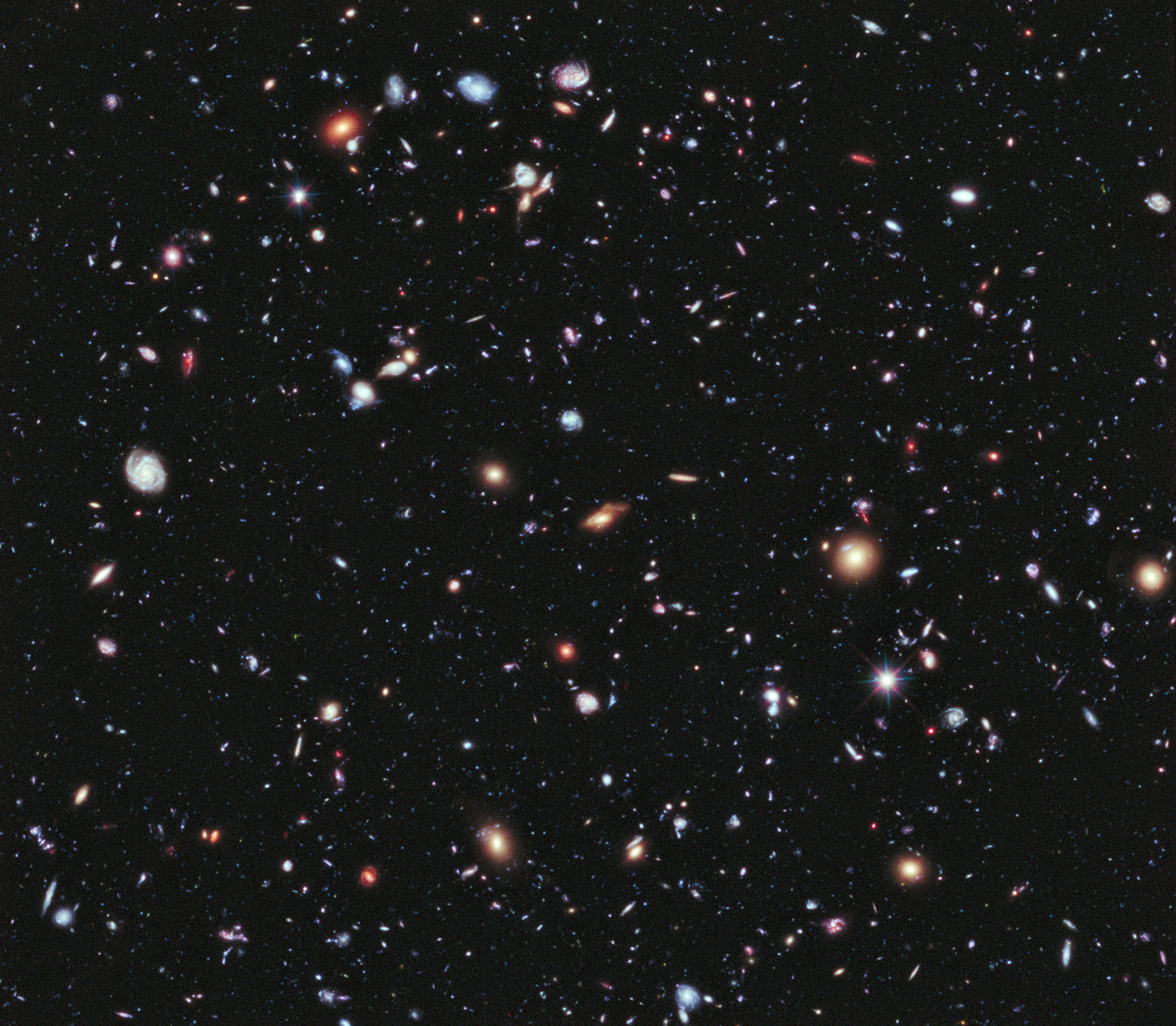 ESO/Messenger article about the deepest ALMA survey in the Hubble UDF
