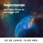 SUPERNOVAS con José Prieto