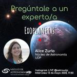 EXOPLANETAS con Alice Zurlo