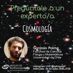COSMOLOGÍA con Gonzalo Palma