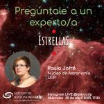 ESTRELLAS con Paula Jofré