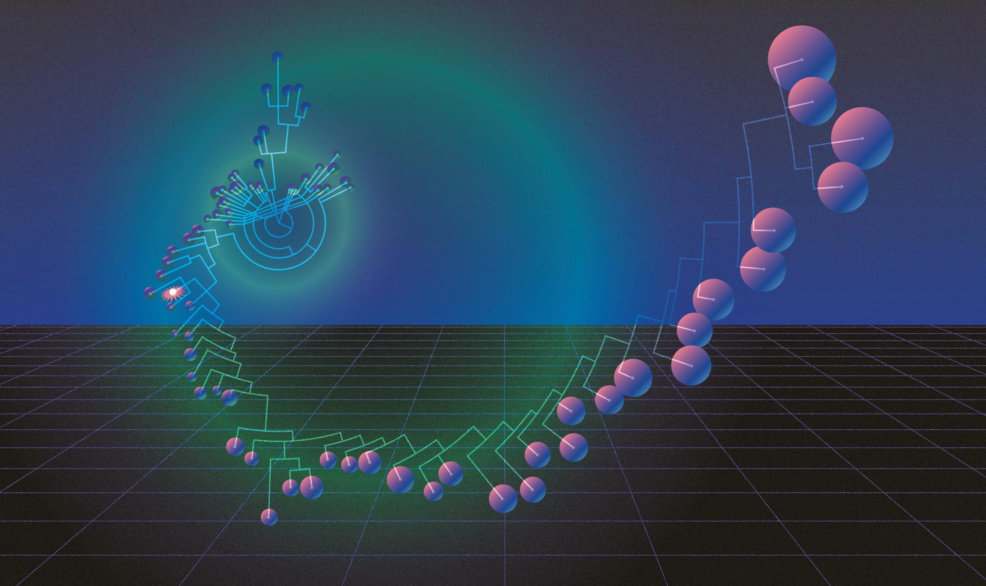 Arbol genealógico estelar revela caos en nuestra historia Galáctica