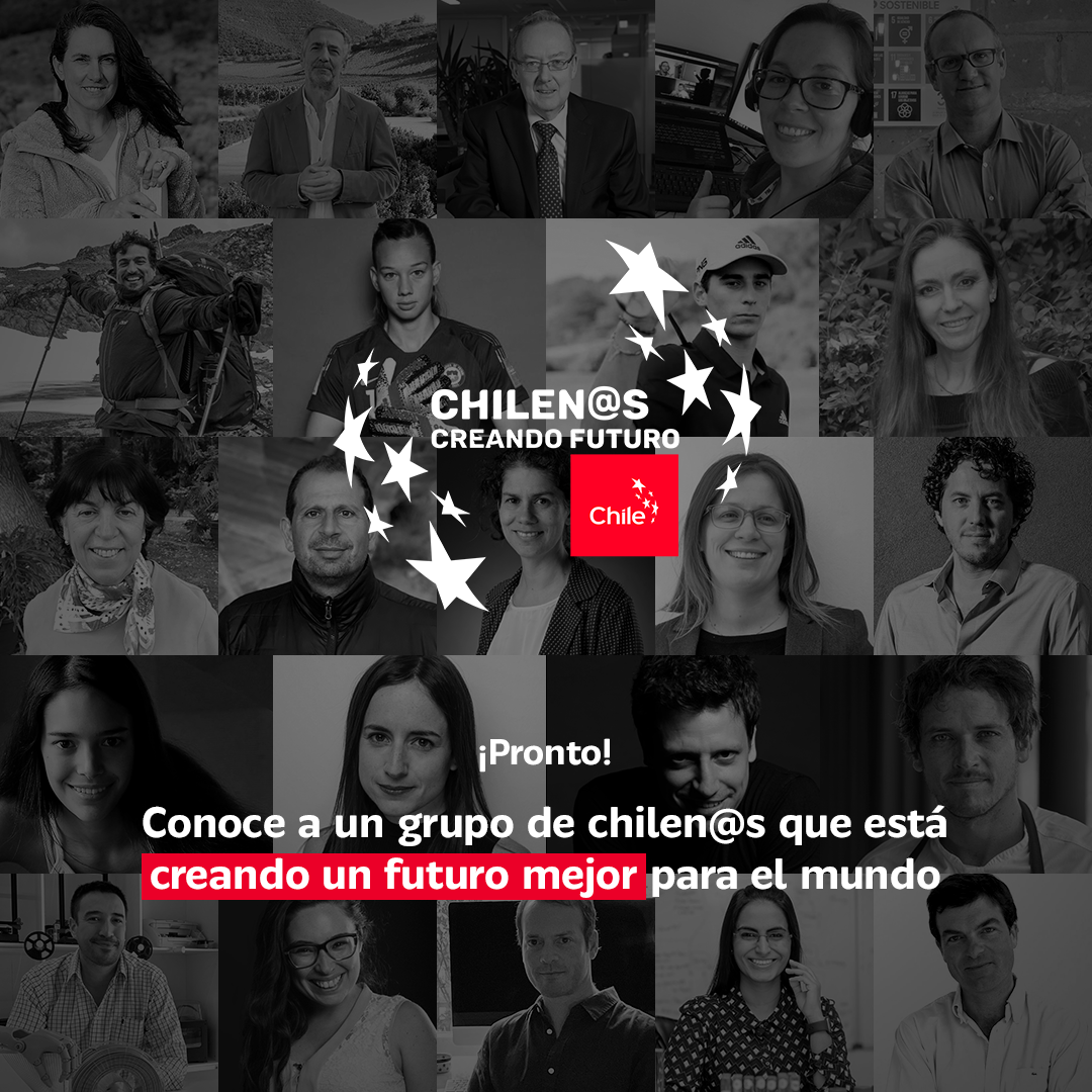 Red de Chilen@s Creando Futuro para posicionar internacionalmente al país desde el talento